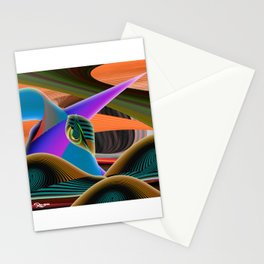 Mother by Kenny Rego Stationery Cards