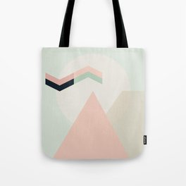 I Dream In Pink Tote Bag
