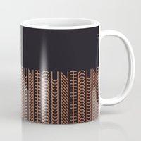 cunt Mugs featuring CUNT by Beatricepl
