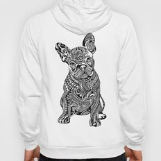 Polynesian  Frenchie Hoody