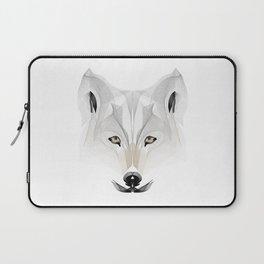 a wolfy matter! Laptop Sleeve