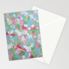 Spring again Stationery Cards