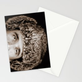Dave The Mongol Stationery Cards