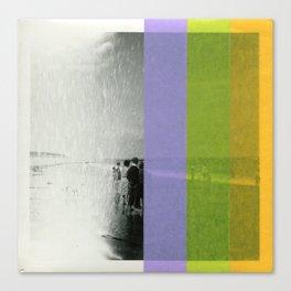 Natural Distaster - Venecia Como Llegar Canvas Print
