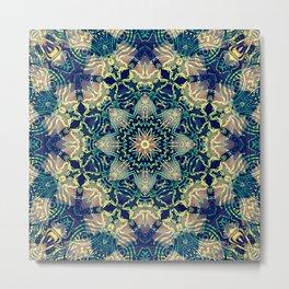 Space Tile No.02 Metal Print