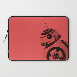 BB8 Red Laptop Sleeve