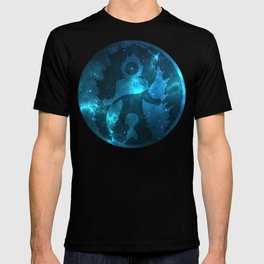 Yin Yang Super Saiyan God Symbol T-shirt