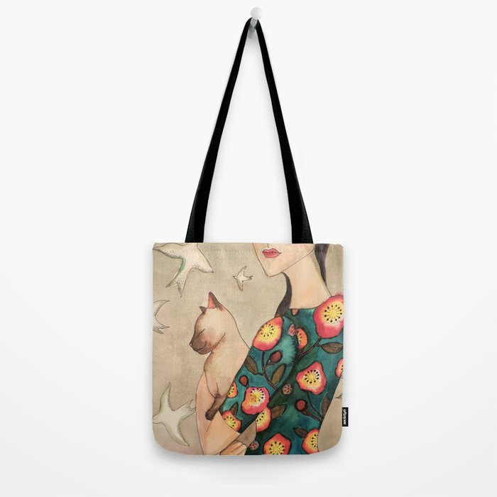la reverie Tote Bag