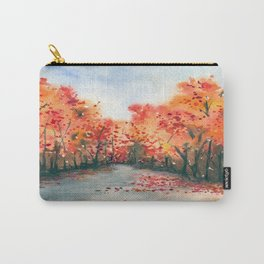 Autumn Journey Carry-All Pouch