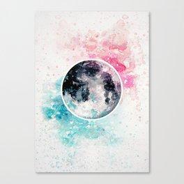 ˹pastelmoon˼ Canvas Print
