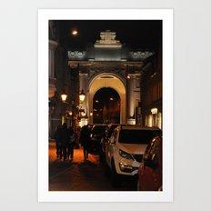 Menin Gate Art Print