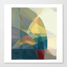 Color Geometry Canvas Print