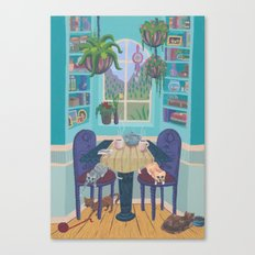 Cozy Nook Canvas Print