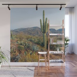 Spring in the Desert Wall Mural