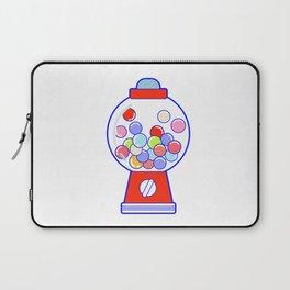 Gum Ball Machine Laptop Sleeve