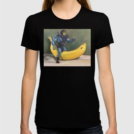 Riding Bananor T-shirt