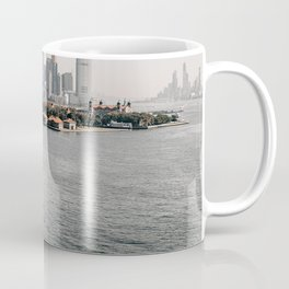 New York City Ellis Island Historic Monument Coffee Mug