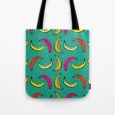 Tropic Banana Tote Bag