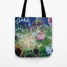 Fairy Ball Tote Bag