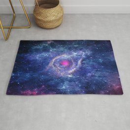 Eye in the Universe Rug