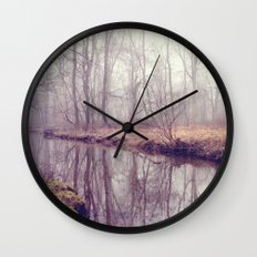when time stood still Wall Clock