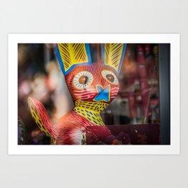 Alebrije Art Print