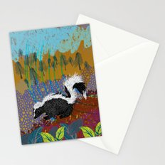 dawn and dusk Stationery Cards