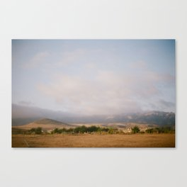 Coast of California [II] Canvas Print