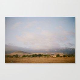 Coast of California [II] Canvas Print
