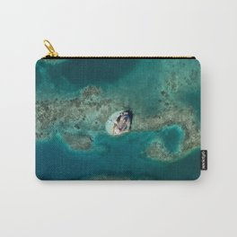 Seahorse Reef Carry-All Pouch