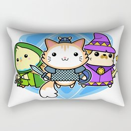 AWW.P.G. Rectangular Pillow