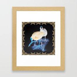 Goldie #4 Framed Art Print