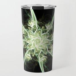Smoke Flower 2 Travel Mug