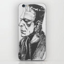 Frank iPhone Skin