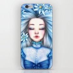 Asleap iPhone & iPod Skin