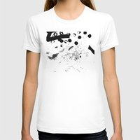 contemporary T-shirts featuring CONTEMPORARY ART by Josh LaFayette