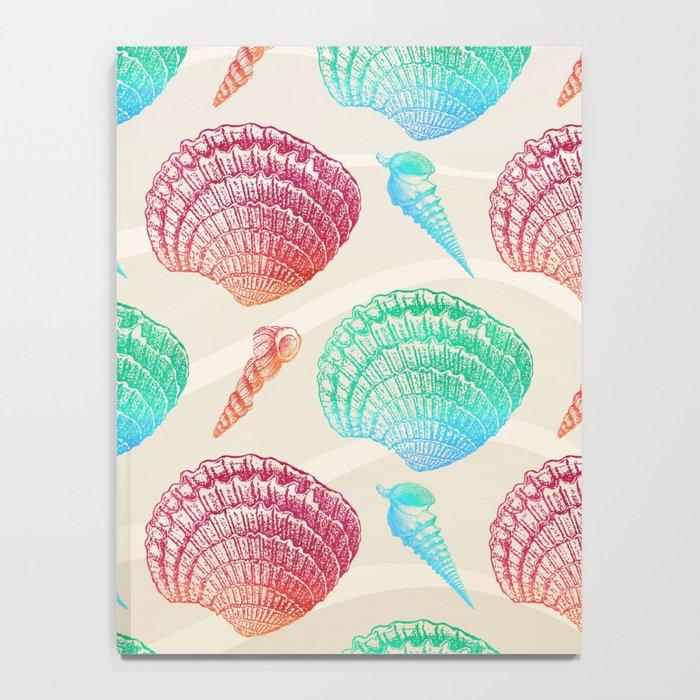 Marine Pattern 07 Notebook
