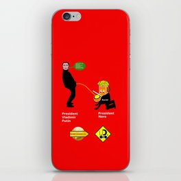 Pee Tape iPhone Skin