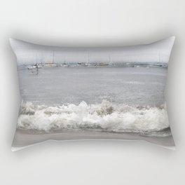 Capitola Harbor Rectangular Pillow