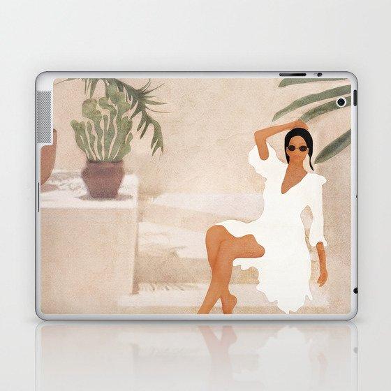 Graceful Resting II Laptop & iPad Skin