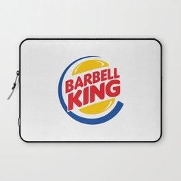 Barbell King Laptop Sleeve