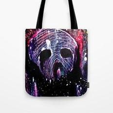 Cosmic Cranium Tote Bag