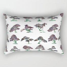 New Bonsai Pattern Rectangular Pillow