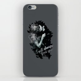 Once Upon a Time Captain Swan iPhone Skin