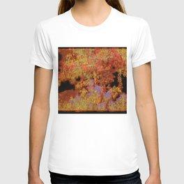 Palette of Autumn Colors T-shirt