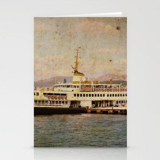 Longboattie. Stationery Cards