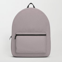 Annas Song Solid Soft Dusty Rose Backpack