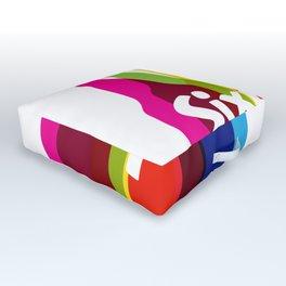 Sixpack Outdoor Floor Cushion