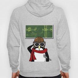 Little Penguin, Big Plans Hoody