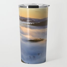 Dawn in the Valley Travel Mug